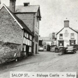 The Three Tuns Inn c1960