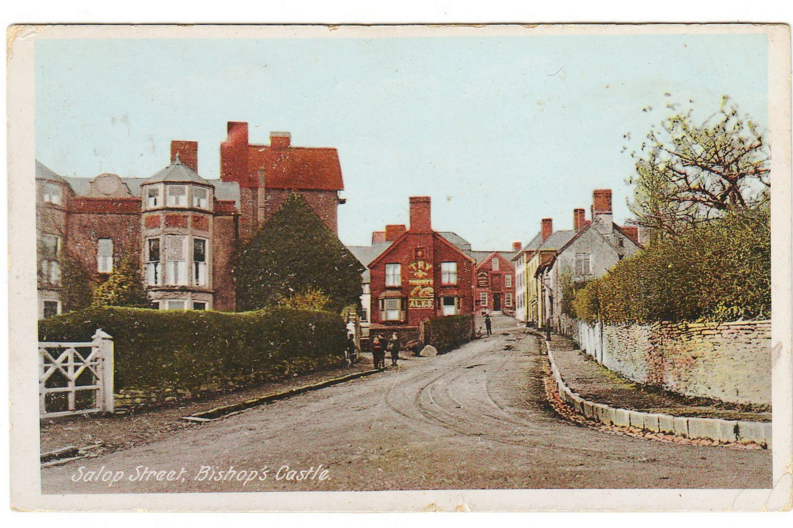 The Three Tuns c1900