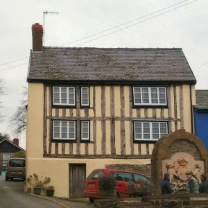 The Bull Inn, Front View