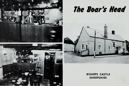 The Boars Head 1960