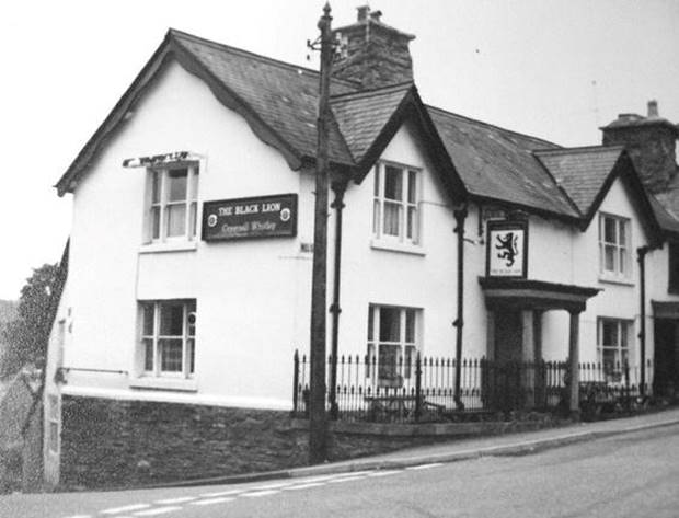 The Black Lion Inn c1970