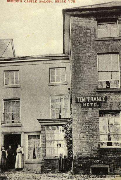 Temperance Hotel c1900