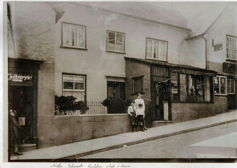 The Old Nags Head c1940