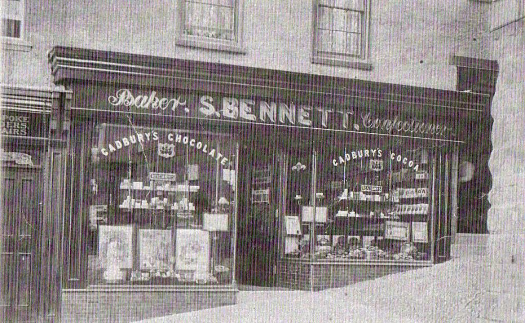 Bennets Shop C1930